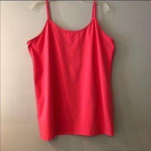 NWOT Pink Torrid Cami Size 4/4X